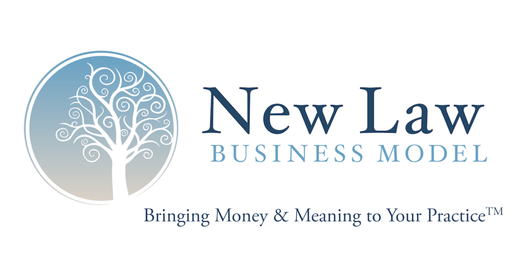 New Law Business Model Logo